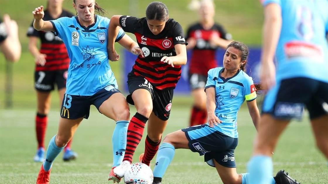 Sydney-Melbourne tug of war for Young Matildas prodigy