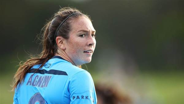 'I loved it': W-League star's glowing endorsement of Australian football