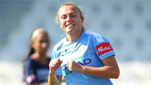 Derby romp for Melbourne City