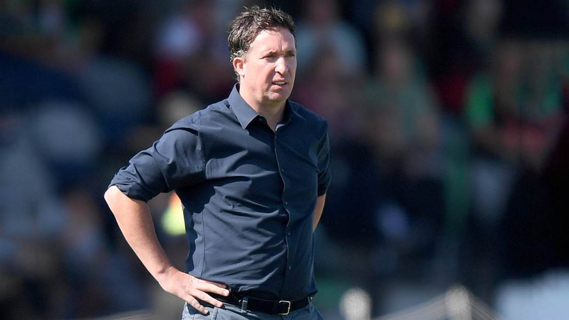 'We knew' - Robbie Fowler confident as finals berth beckons for Brisbane Roar