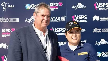 Stephen Pitt Announces Resignation as CEO of Golf Australia