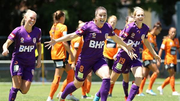 The W-League golden boot record: This week's amazing milestones