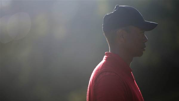 People trump golf postponements, says Tiger