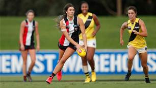 AFLW Young Guns Countdown: No. 8 Georgia Patrikios