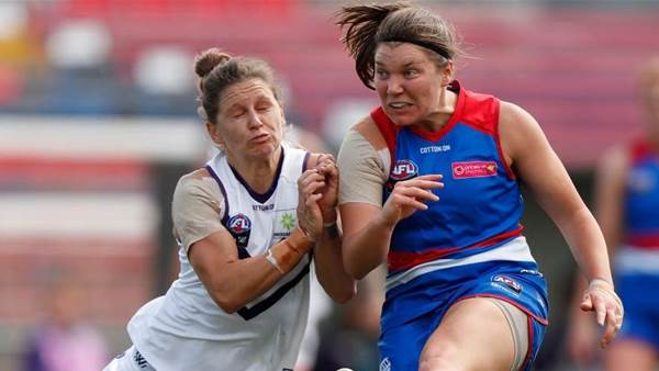 Must-See! The best moments from AFLW Round 6