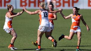 'By the Numbers' Team Assessment: GWS Giants