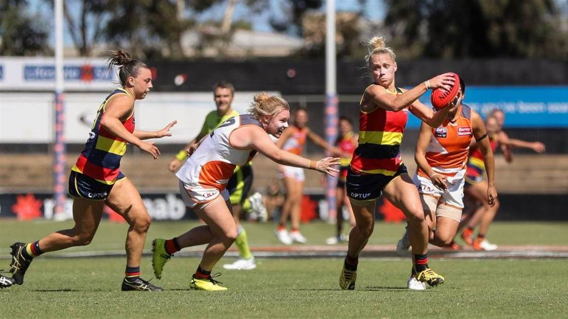 'A crazy rollercoaster': This week's biggest AFLW talking points