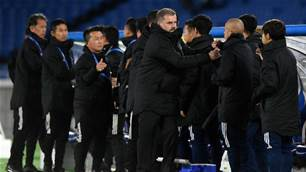 'Too many touches': Postecoglou laments stuttering start with Yokohama