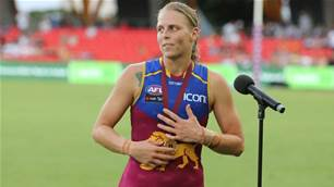Our AFLW All-Australian Team
