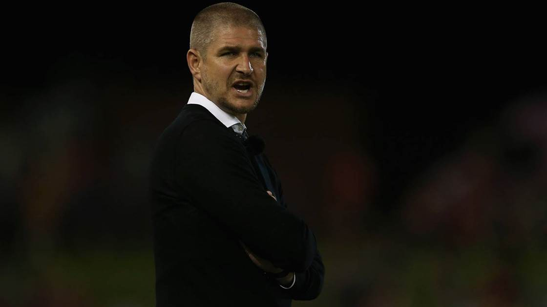 Robinson confident of rebooting Wanderers