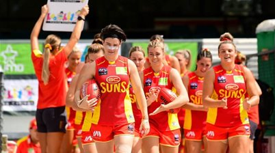 'By the Numbers' Team Assessment: Gold Coast Suns