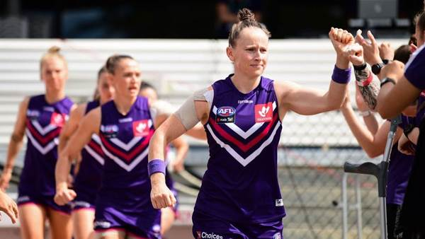 'It builds a great culture': Kara Antonio on Fremantle's undefeated season