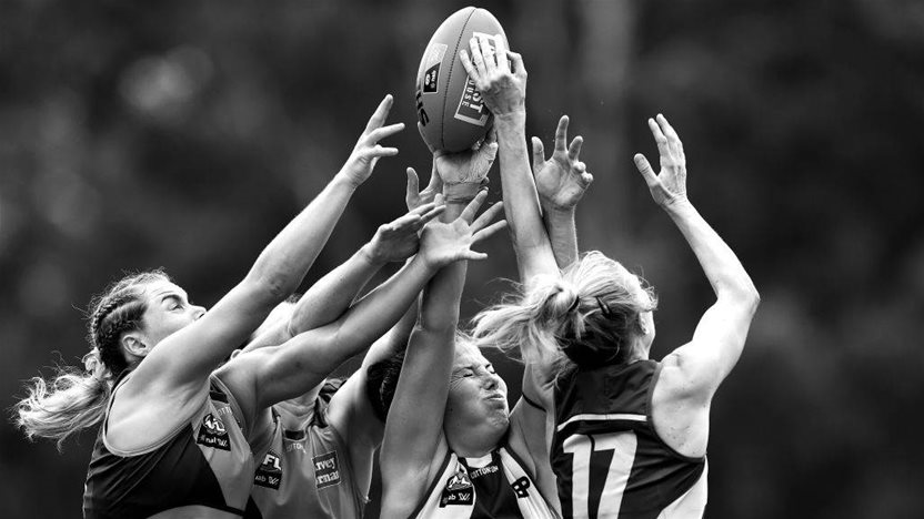 WATCH! This week's most amazing AFLW moments