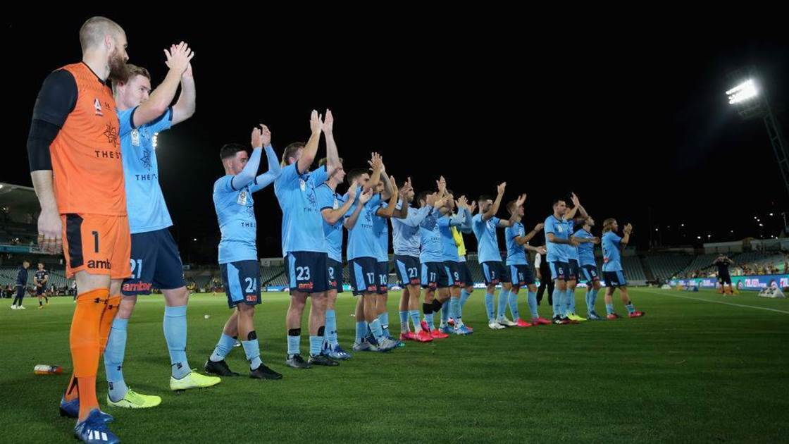 Contract lengths pose serious issues for Sydney FC