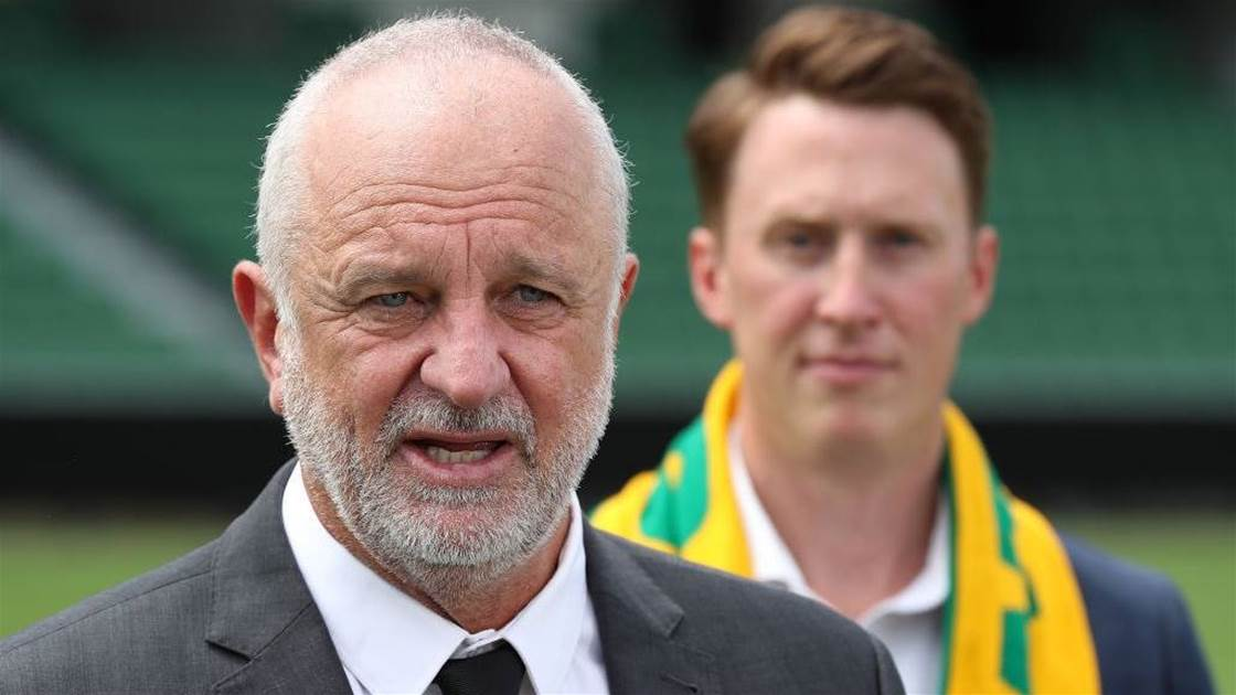 Arnold going to extreme lengths to secure Socceroos friendlies