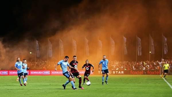 Government announcement raises possibility of A-League crowds
