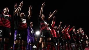 Wanderers end Sydney FC's A-League streak