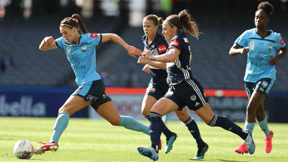 Mental test awaits Sydney finally showing Matildas absences