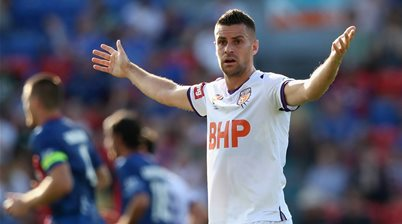 Chianese linked with Glory exit