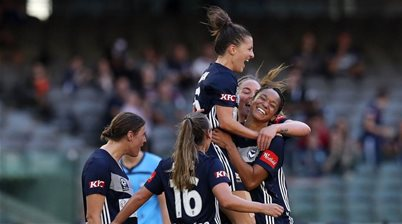 Confidence players prove the W-League is definitely not decided yet
