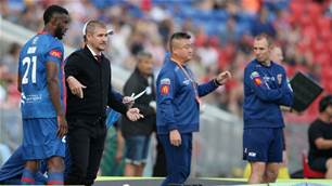 Robinson lauds locked-down ex-Socceroos attacker