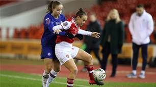 'The Conti Cup was the Cailtlin Foord show'