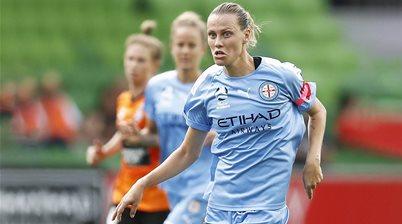 W-League heavyweights lift Matildas star