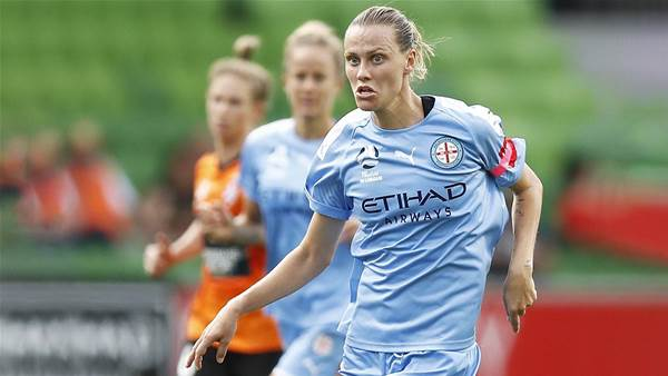 W-League heavyweights lift Matildas star