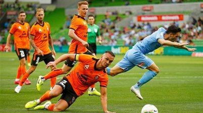 Roar confident in a scrap: 'Look, we're not a bad team'