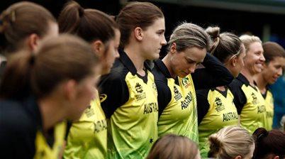 Trio cut as women's cricket 2021 list revealed