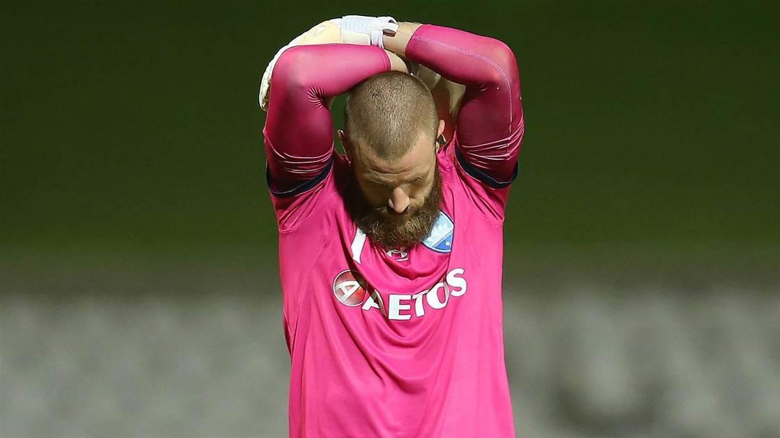 'We should have won that match'