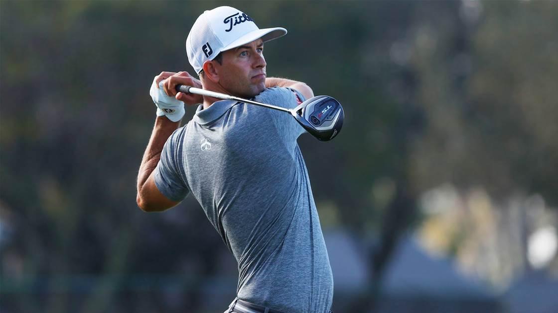 Scott & Woods choose major prep over WGC