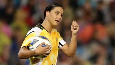 'Humbling...' - Kerr named Young Australian Achiever in UK