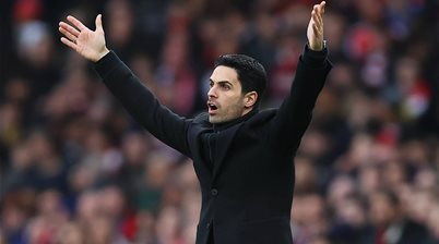 Mikel Arteta tests positive for COVID-19