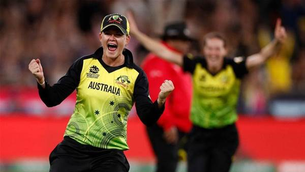 3 Things We Learned: Australia wins T20, women's cricket wins overall