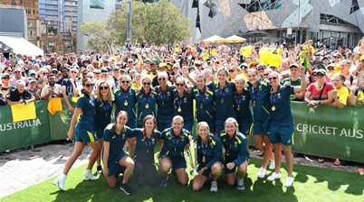 Australian T20 World Cup's 1.1 billion views sets standard for 2023 World Cup