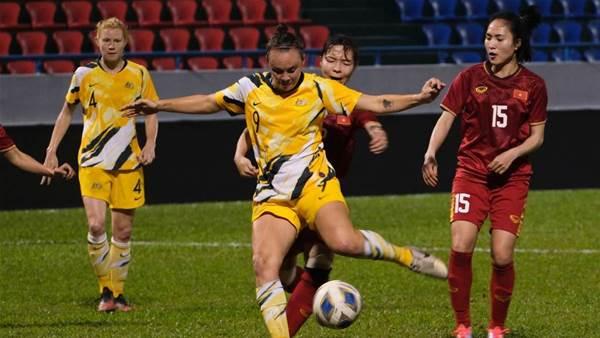 Matildas Player Ratings vs Vietnam
