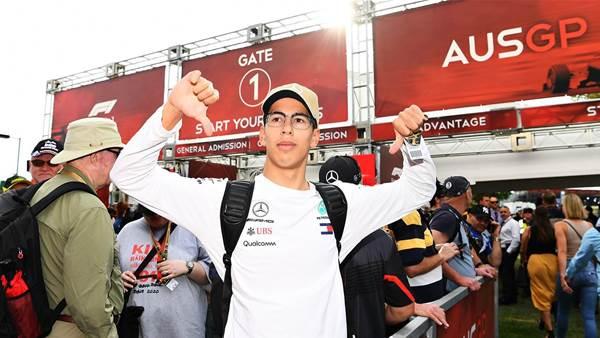 F1 axes Melbourne Grand Prix