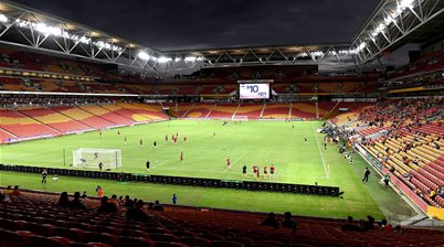 Heroes and villains in the A-League's TV drama