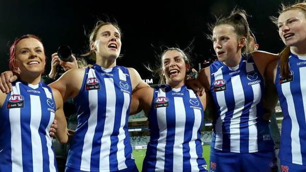'By the Numbers' Team Assessment: North Melbourne Kangaroos