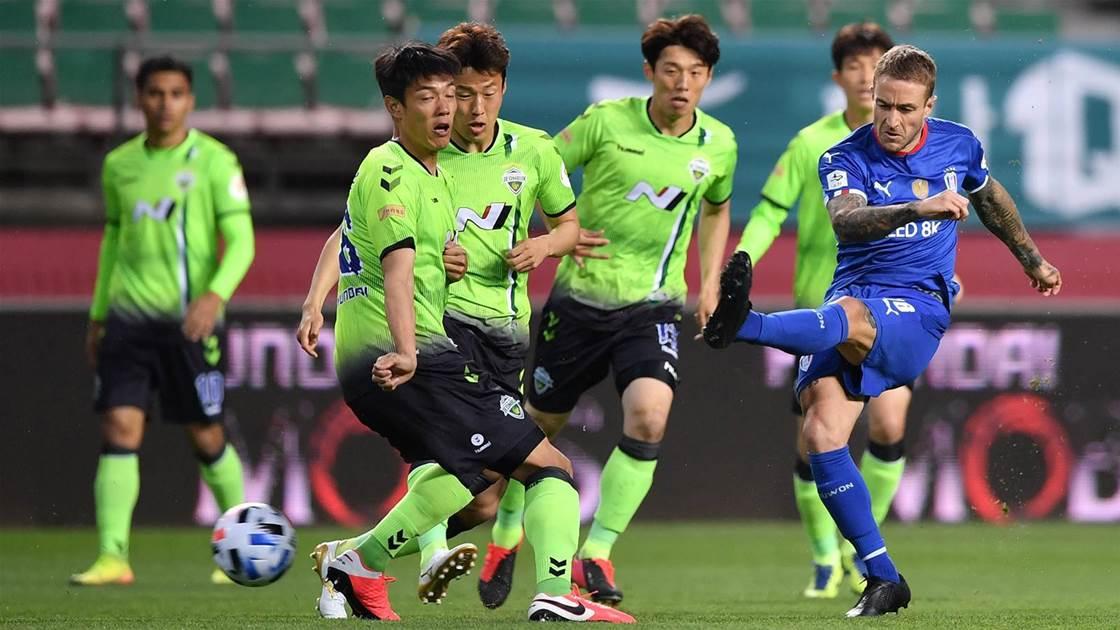 Aussies the focus in K League as football returns
