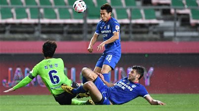 Antonis off in K League opener