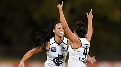 Who have we crowned AFLW Player of the Year?