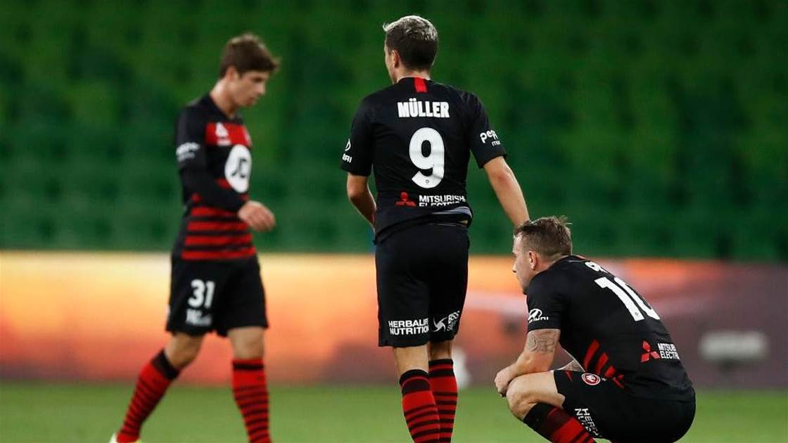 Wanderers believe 'there's one area we can do better'