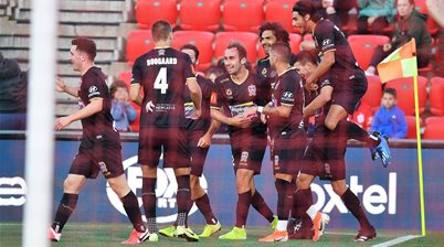 'We gave it away in five minutes' - Newcastle thump Adelaide