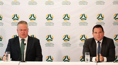 A-League CEOs back under-fire O'Rourke