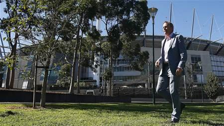 Cricket Australia CEO exits - official