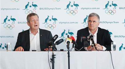 Australian Olympic athletes entering Tokyo 2020 quarantine camps