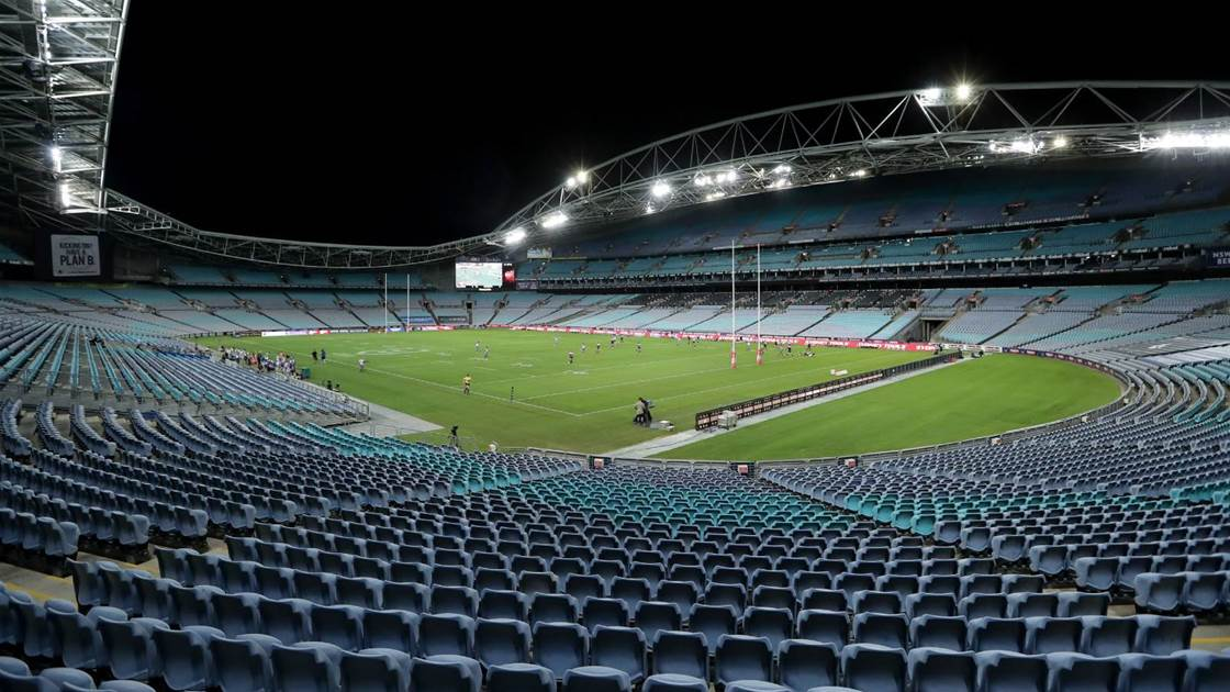 Suburban dream alive as NSW Premier cancels ANZ Stadium upgrade