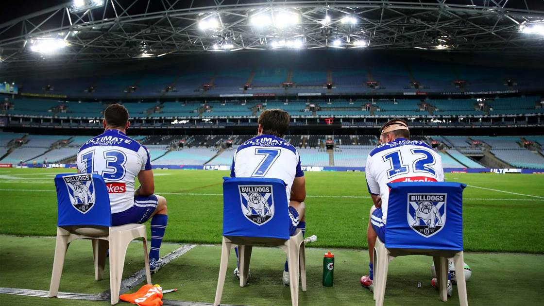 NRL's bust up with Nine as date set for season return